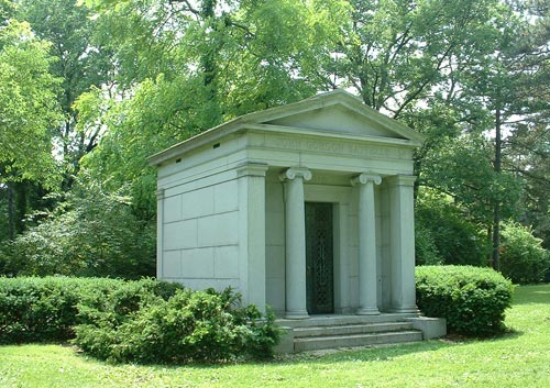 Urn Storage in Mausoleum or Columbarium