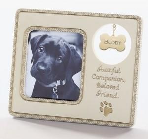 pet memorial gift frame