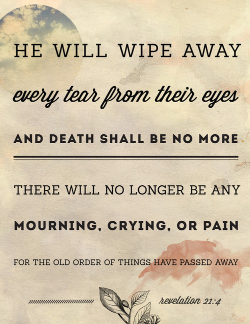 Bible Quotes About Death Of A Loved One Endearing Comforting Scripture Verses » Urns  Online