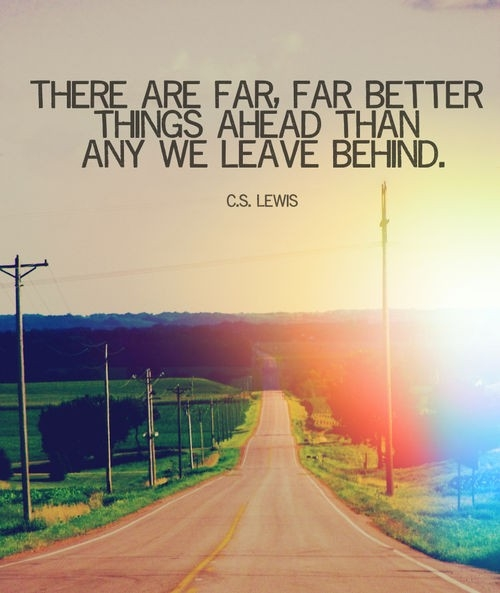 C.S. Lewis quote for Life Celebration