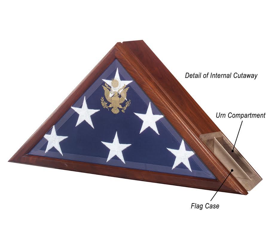 Military Flag Displays