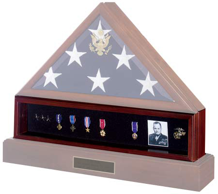 For Military Flag Displays