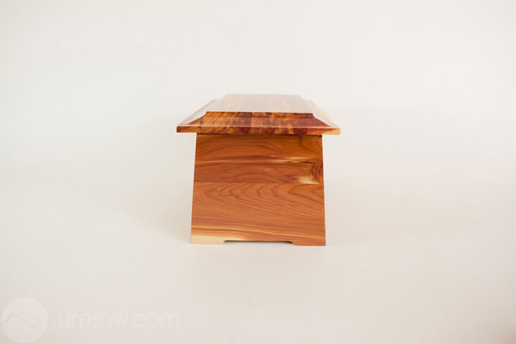 Cedar Wood Cremation Urns