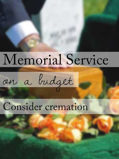 15 ideas for a beautiful memorial service on a budget funeral service on a budget solutioingenieria Choice Image