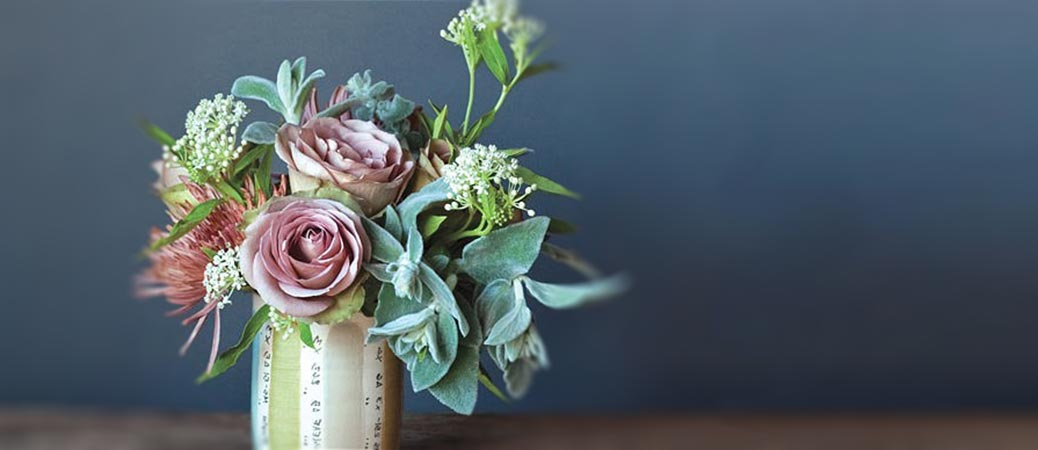 Urn and Flower Table Arrangements