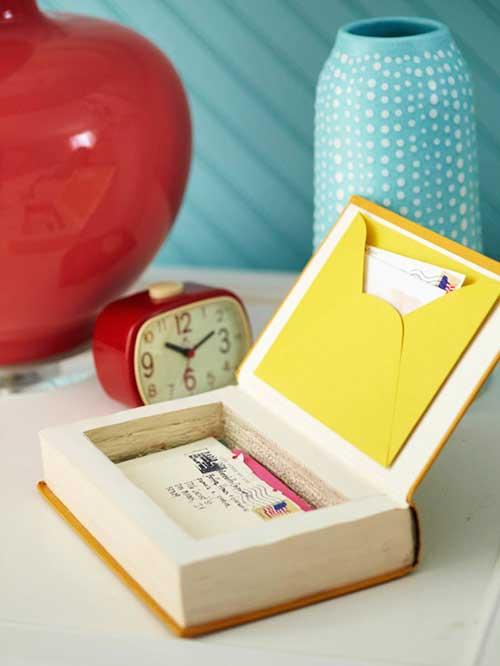 DIY Book Keepsake Memory Box & 10 Ways to Create a Unique Keepsake Memory Box Aboutintivar.Com