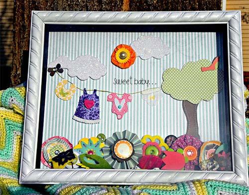 Kids Memory Box Craft