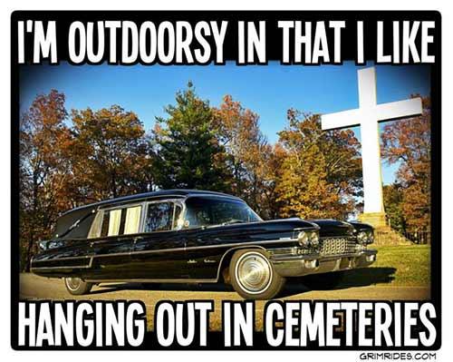 Outdoorsy Emo Meme