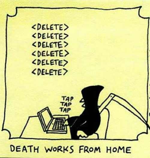 Funeral Memes - Dark Humor