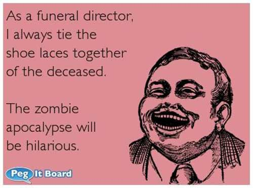 Funeral Funnies