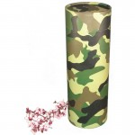 Camo Tribute Scattering Urn Tubes