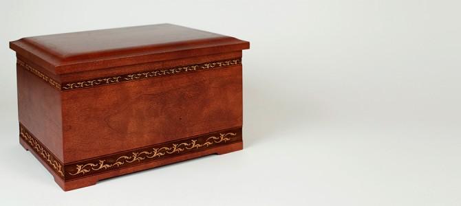 4 Ways We Make This Beautiful Cherry Wood Urn