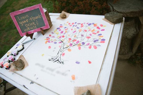 18 Totally Unique Memorial Service Guest Book Ideas