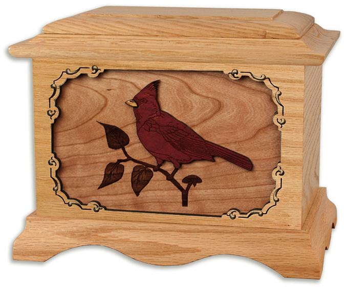 Cardinal Bird Art