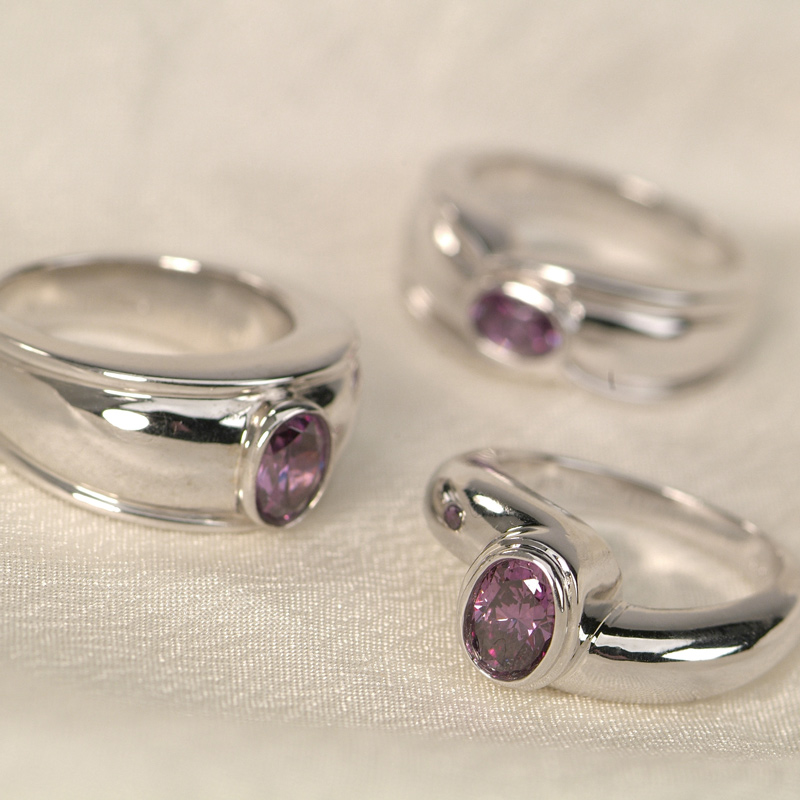 premium sterling silver cremation jewelry urns online