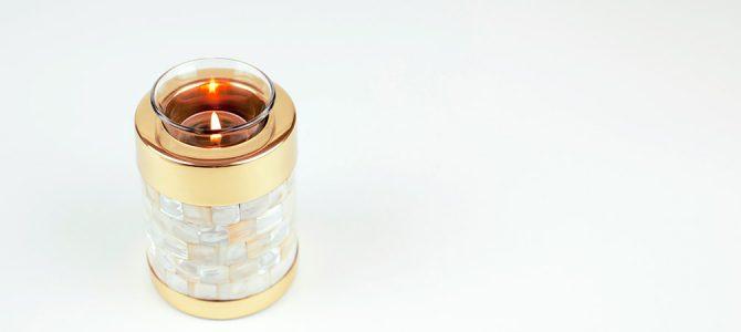 Decorative Tealight Cremation Urn Keepsakes