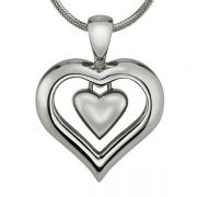 Memorial Jewelry - Heart Necklace