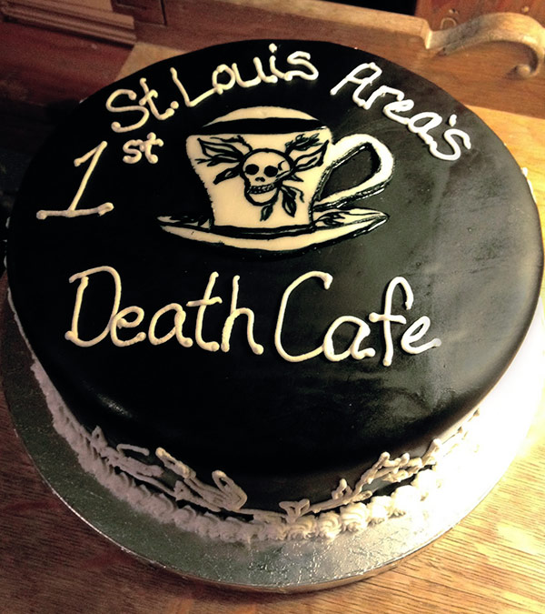 What is the Death Cafe?