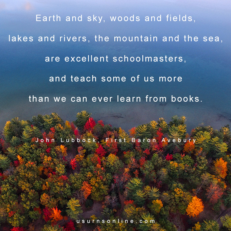 Great Lakes Memorial Quote