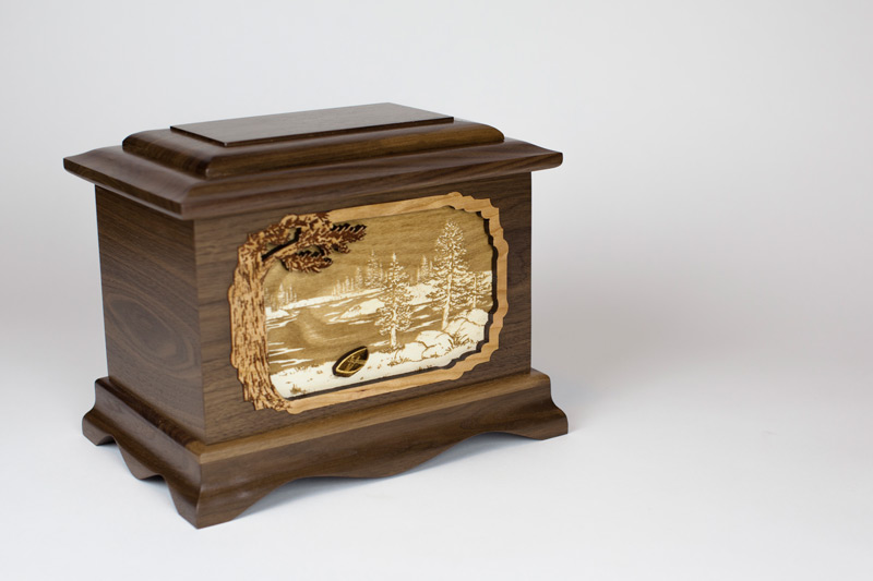 Memorial Urn for the Great Lakes