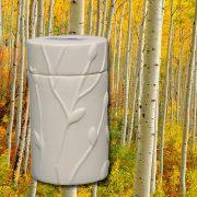 Eternitrees Memorial Tree Urns - Quaking Aspen