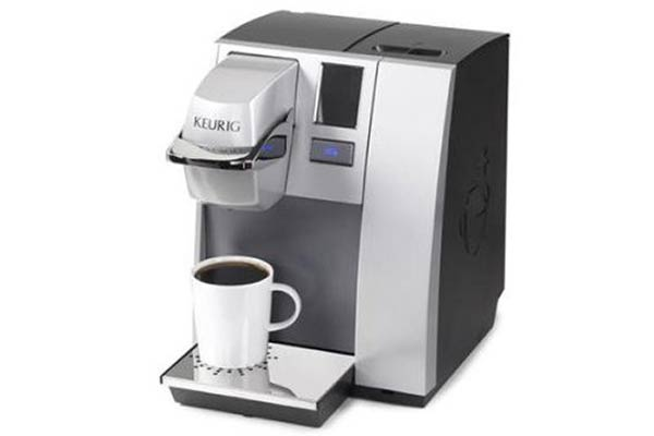Commercial K-Cup Coffee Maker for Funeral Homes