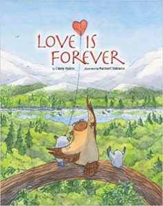 Childrens picture books about grief