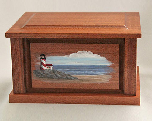 Most Beautiful Lighthouse Cremation Urns