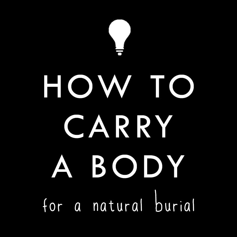 For a Natural Burial