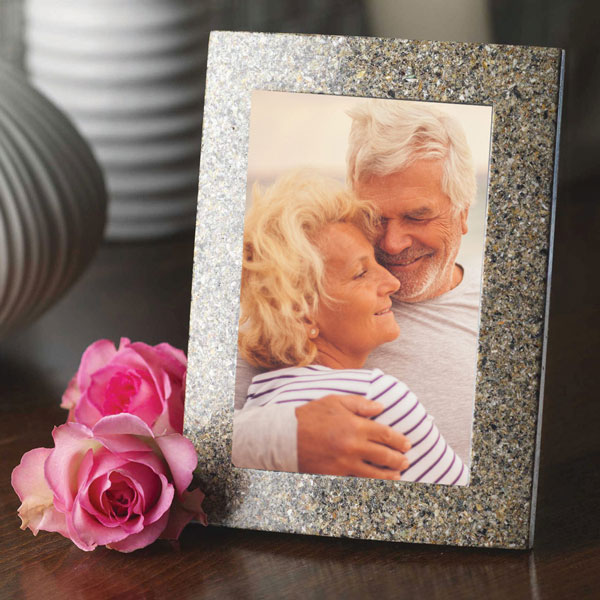 Made from cremated remains: Photo Frame
