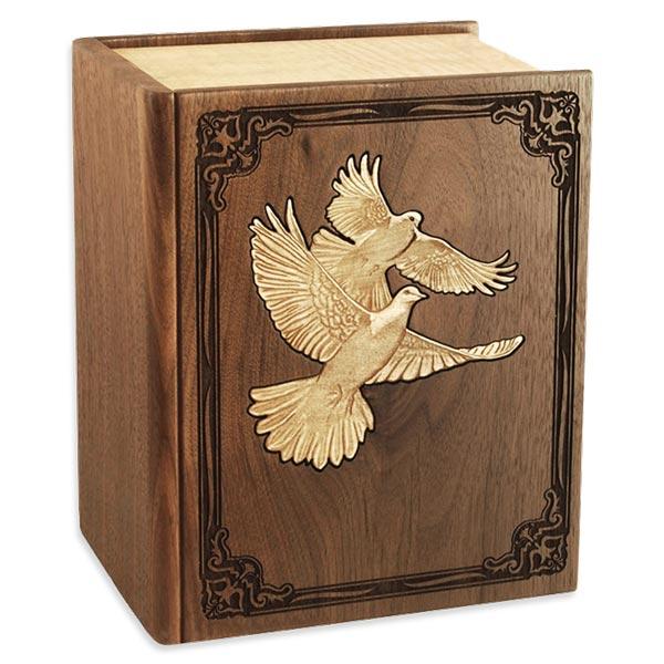 Lovebirds Companion Urn