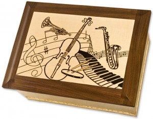 Music Urn