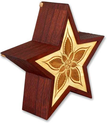 Star Cremation Urn