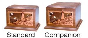 Companion urn information