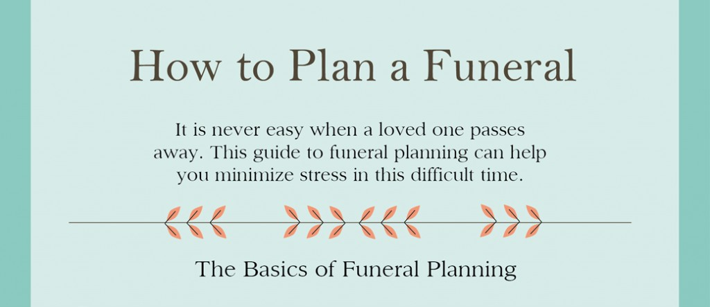 Infographics for Funerals, Death, and Cremation