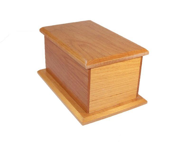 Pet Cremation Urn: Alder