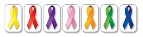 Awareness Ribbons Colors