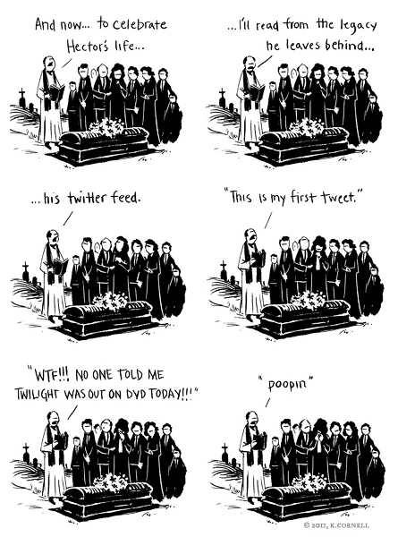 Twitter Eulogy