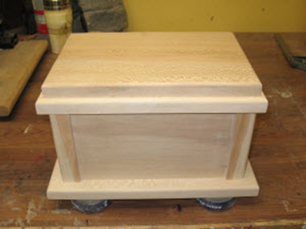 DIY Simple Wood Box Urn How To Make Your Own Cremation