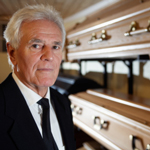 Funeral directors will help you transfer the remains