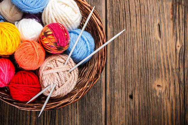 Life Celebration Ideas for Knitting