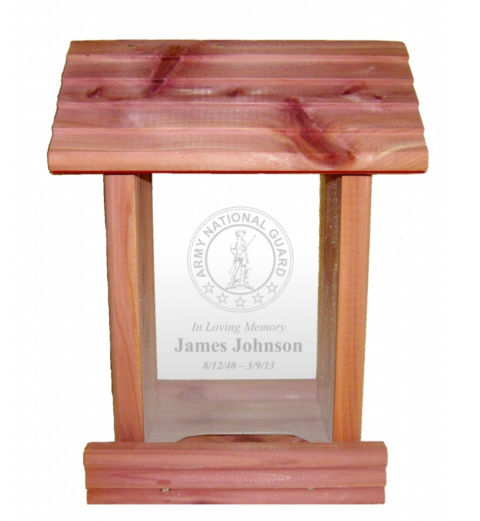 Bird Feeder Memorial Keepsake Gifts