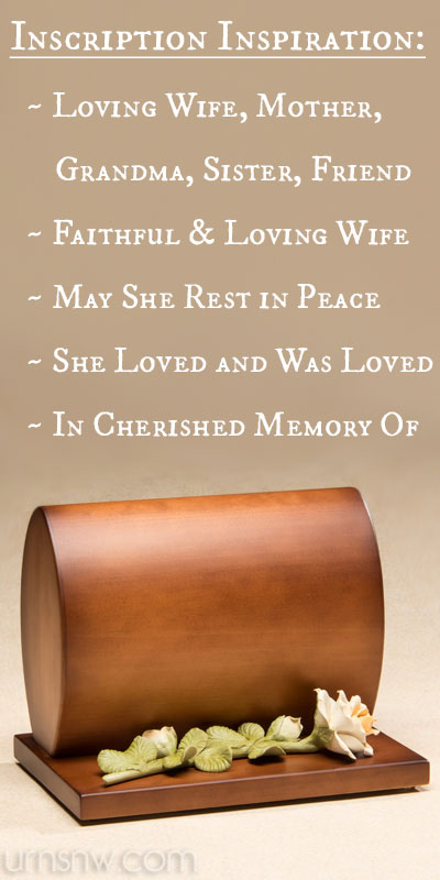 Epitaph and Inscription Ideas