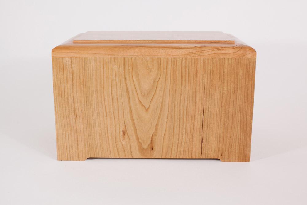 Affordable Wood Urn