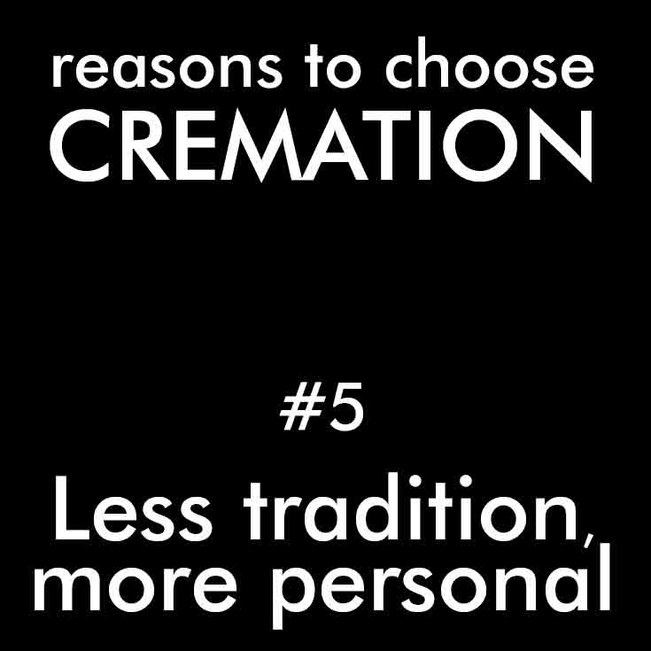 Reasons to Choose Cremation