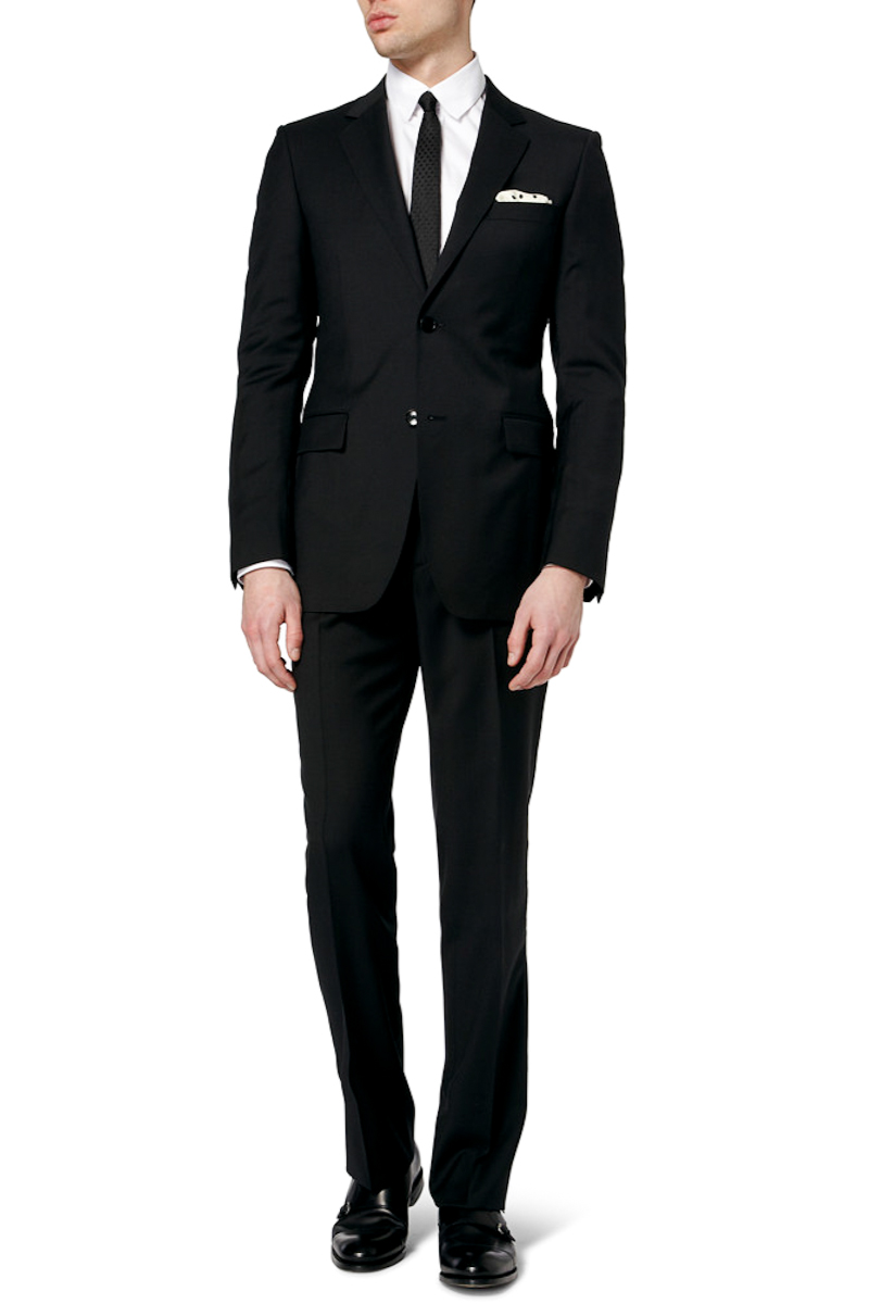 Funeral Suit for Men