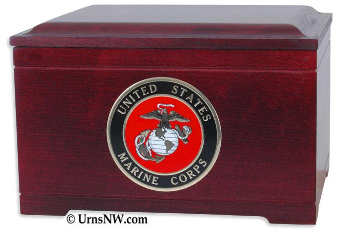 Military Keepsake Memory Box