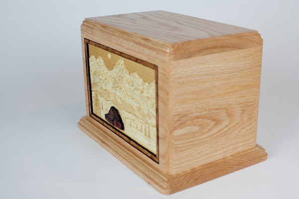 Cremation Urn for Wyoming