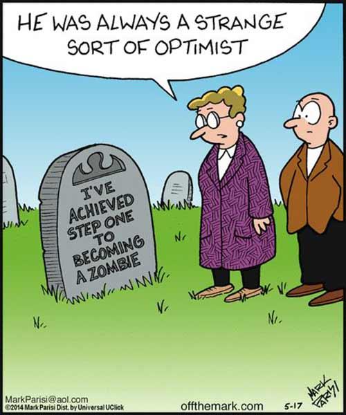 Funeral Funnies