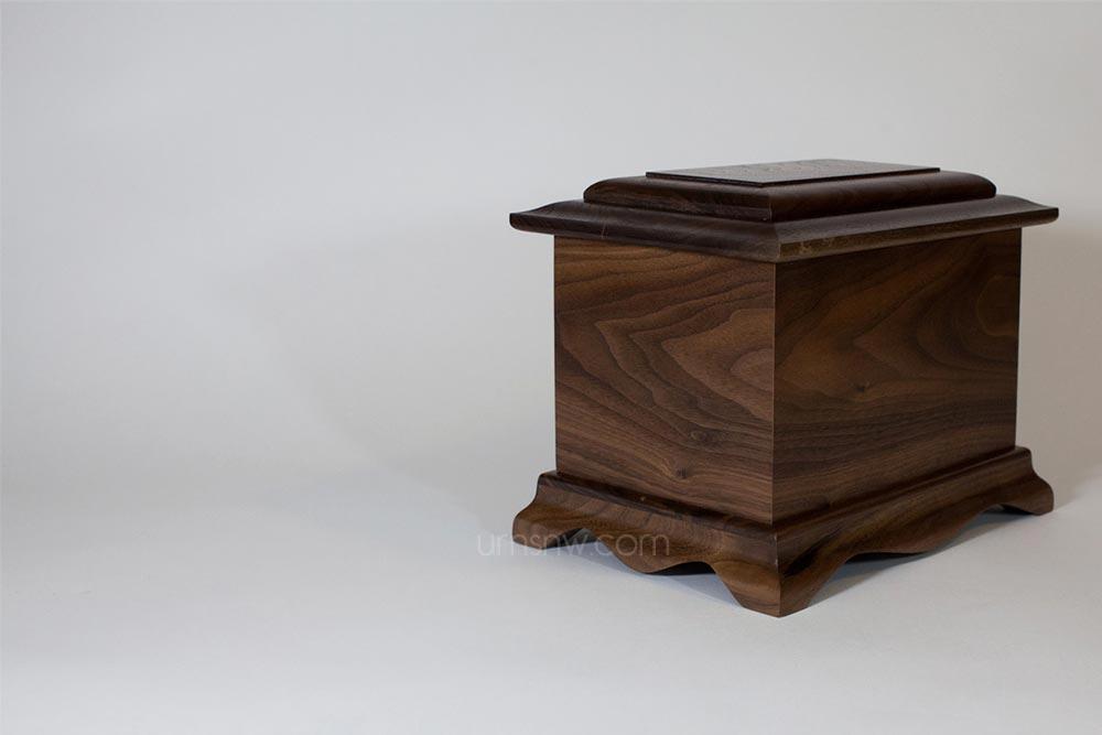 Walnut Wood Ambassador Urn